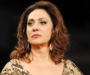 Eliane Giardini estará na novela