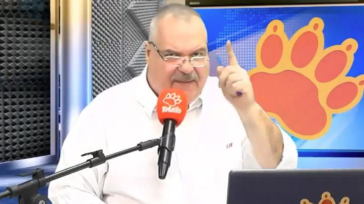 Gilberto Barros é denunciado ao MP por dizer que agrediria gays