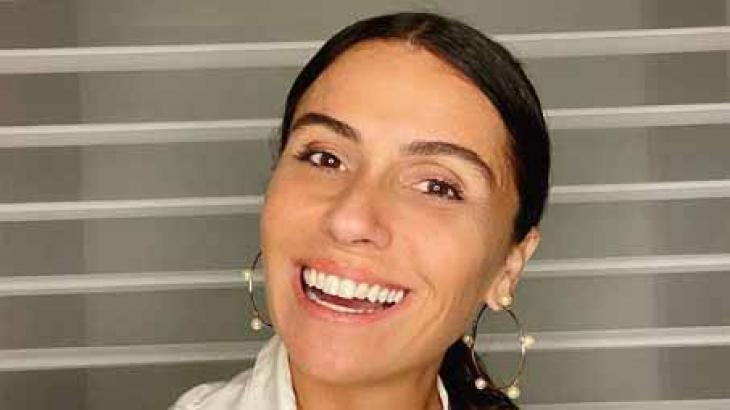 Giovanna Antonelli revela que foi o último nome escolhido em O Clone