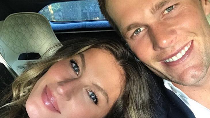 Tom Brady revela que não transa com Gisele Bundchen em dia de jogo
