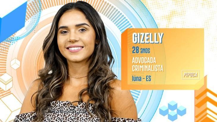 BBB20: Gizelly ganha cargo nacional após dizer que abandonaria a profissão