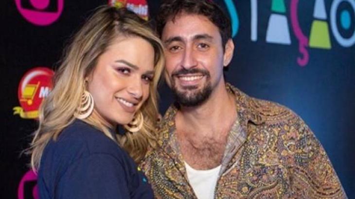 Glamour Garcia e Gustavo Dagnese terminaram relacionamento em dezembro de 2019 - Instagram/Reprodução