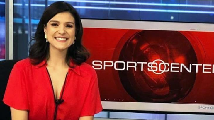 Glaucia Santiago no SportsCenter