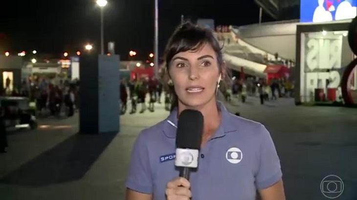 Glenda Kozlowski saiu da Globo - Foto: Reprodução/Globo