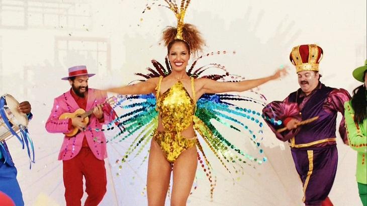Globo transmitiu carnaval 2020 - Foto: Divulgação