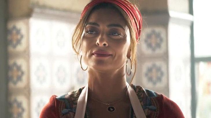 Maria da Paz não quer saber de Régis - Reprodução/TV Globo