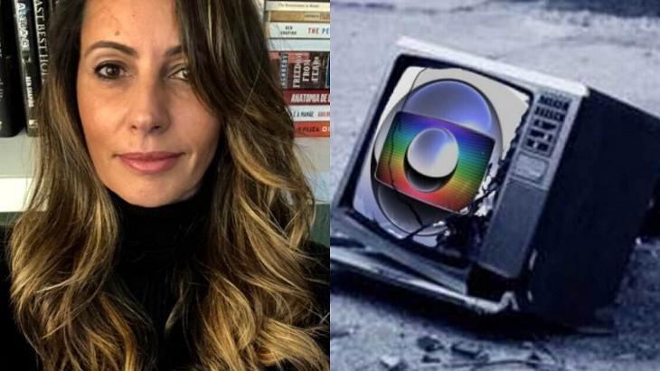Ana Paula criticou a Globo - Foto: Montagem