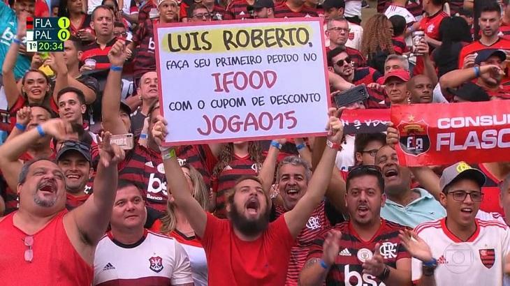 Propaganda fez sucesso na web - Foto: Reprodução/Globo