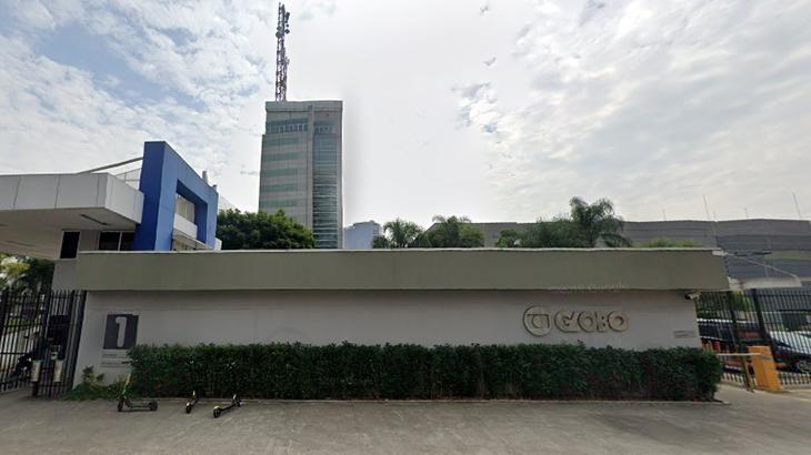 Sede da Globo em São Paulo (Foto: Reprodução/Google)