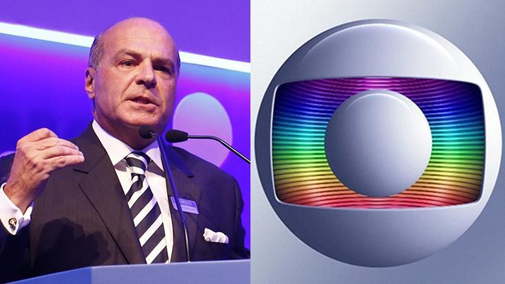 """Dono da RedeTV! detona a Globo: """"Irresponsável e arrogante"""