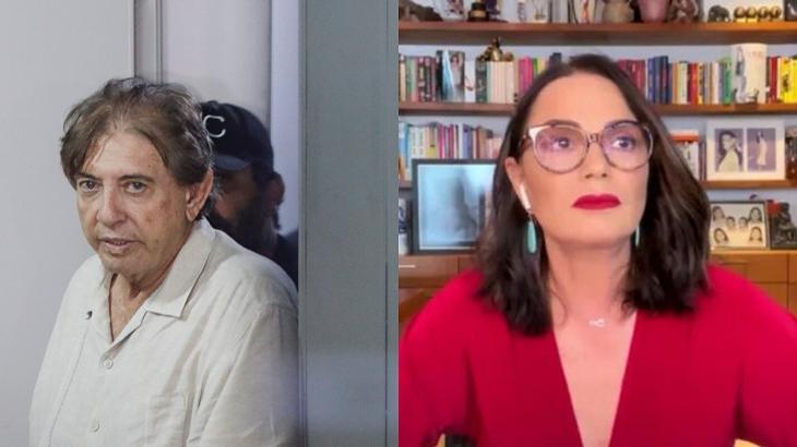 Luiza Brunet falou de João de Deus - Foto: Montagem