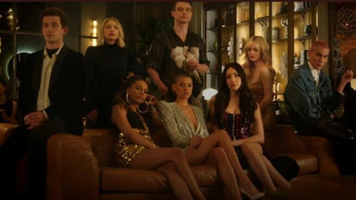Novo elenco de Gossip Girl