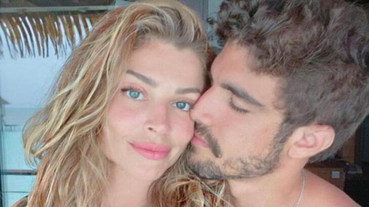 Caio Castro e Grazi Massafera aparecem juntos após boato de crise no namoro