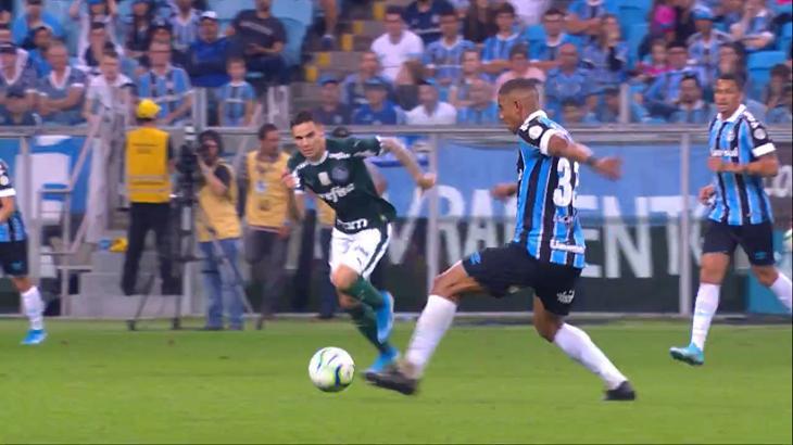 Palmeiras e Grêmio duelam nesta terça (27)
