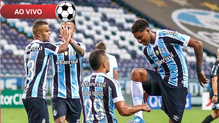 Grêmio x La Equidad