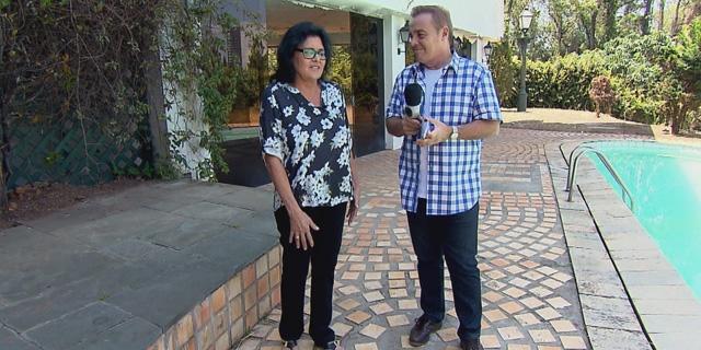 Gugu volta ao vivo e exibe reportagem com revelações sobre Hebe Camargo