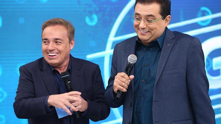 Geraldo Luís pode ser trocado por Gugu nos domingos da Record TV