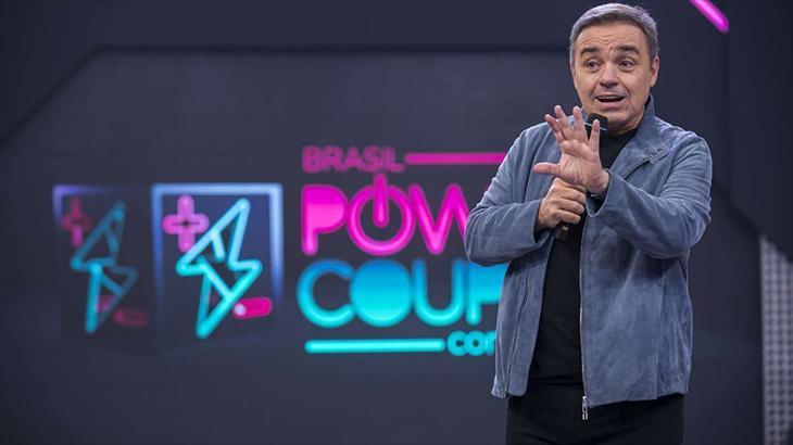 Gugu Liberato no Power Couple Brasil - Foto: Reprodução/Record