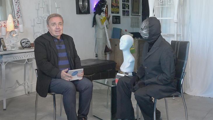 Entrevistando Mister M, Gugu sofre mais uma derrota no Ibope para o SBT