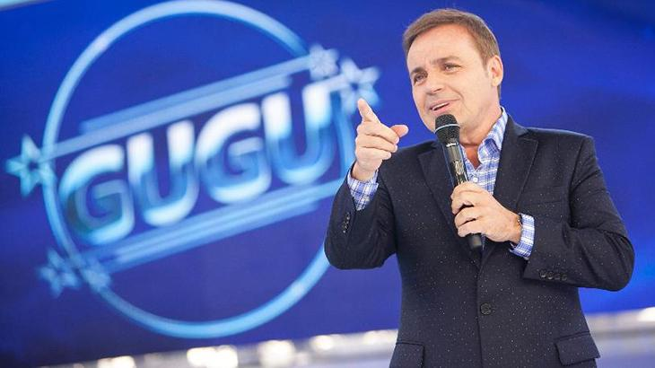 Se não renovar com a Record TV, Gugu pode tirar mais um período sabático da televisão