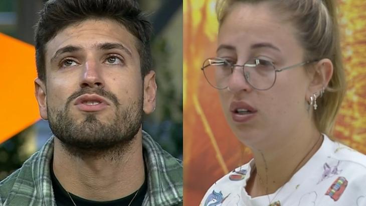 Guilherme Leão e Bifão no reality show
