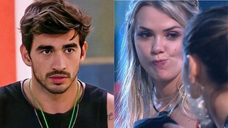 BBB20: Gabi nomeia Guilherme como líder e Marcela vai direto para o paredão
