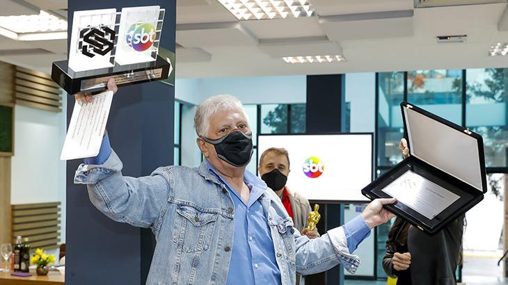 Guilherme Stoliar se despede do Grupo Silvio Santos após 49 anos