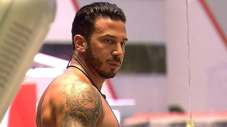 No BBB19, Gustavo disse que se ganhar vai dar o Anjo para Tereza na manhã desta quinta-feira (24)