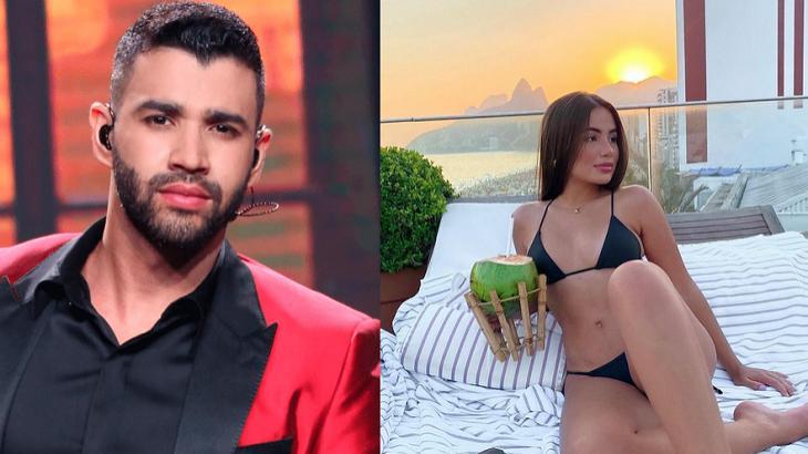 Gusttavo Lima se pronuncia sobre suposto affair com influenciadora de 19 anos