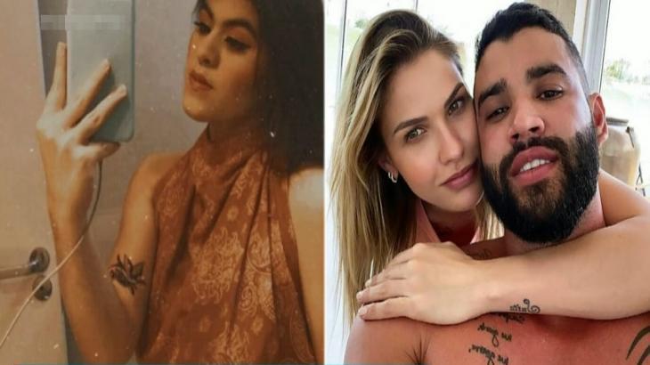 Casado, Gusttavo Lima explica foto de outra mulher no seu Instagram
