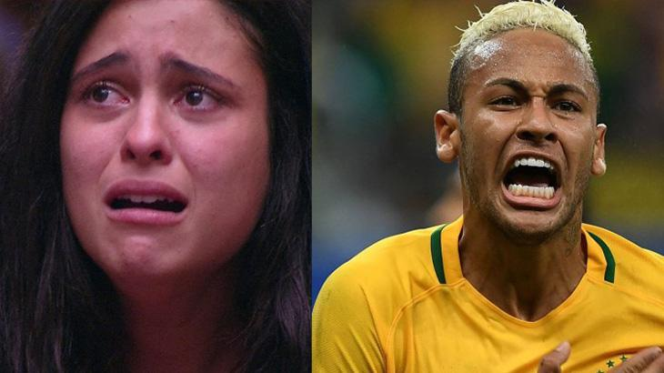 Ex-BBB Hana pode ser processada após chamar Neymar de