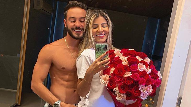 Próxima de Lucas em A Fazenda 11, Hariany e namorado deixam de se seguir no Instagram