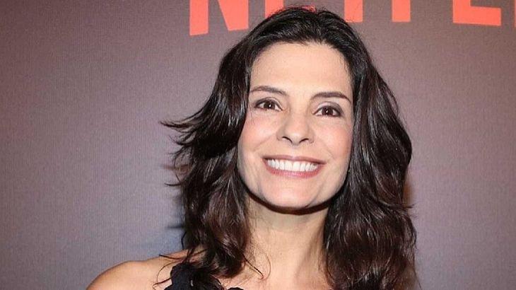 Helena Ranaldi é casada há cinco anos - Divulgação