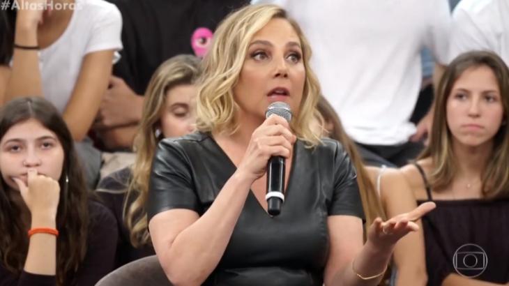 Heloisa Périssé pretende voltar aos palcos com remontagem de Cócegas - Globo/Reprodução