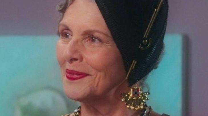 A atriz Irene Ravache
