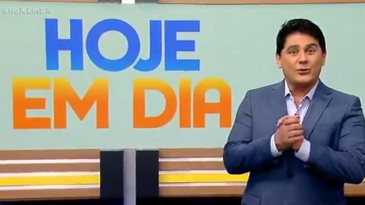 César Filho no Hoje em Dia - Foto: Reprodução/Record