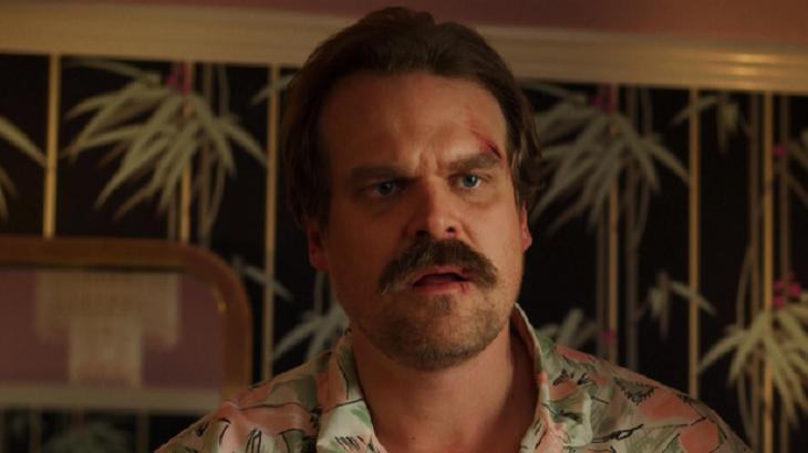 Hopper estará na quarta temporada de Stranger Things - Foto: Reprodução/Netflix