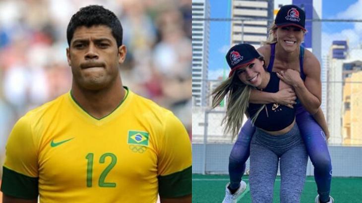 Atacada nas redes sociais, namorada de Hulk apaga conta do Instagram
