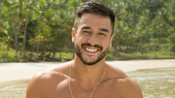 Igor Freitas do De Férias com o Ex Brasil