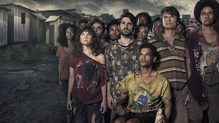 Primeira série original brasileira da Netflix,