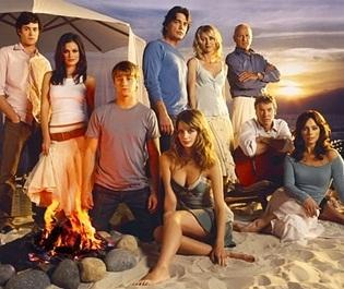 """Série """"The O.C."""" estreia hoje no canal VH1"""
