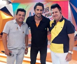 """Bruno & Marrone participam do """"Legendários"""" deste sábado"""