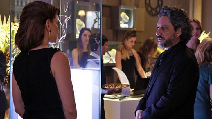 Cristina e José Alfredo em festa