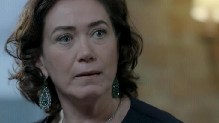 Lilia Cabral como Maria Marta em Império, novela que ainda não decolou na audiência