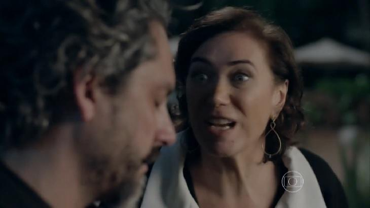 Cena de Império com Maria Marta atacada