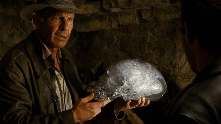 Harrison Ford é o Indiana Jones no cinema