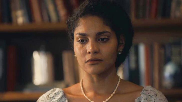 Shirley e seu remorso em Éramos Seis - Divulgação/TV Globo