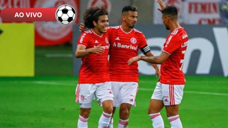 Internacional x Deportivo Táchira