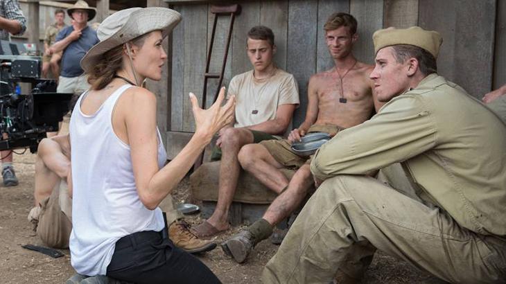 Invencível tem Angelina Jolie no elenco - Divulgação