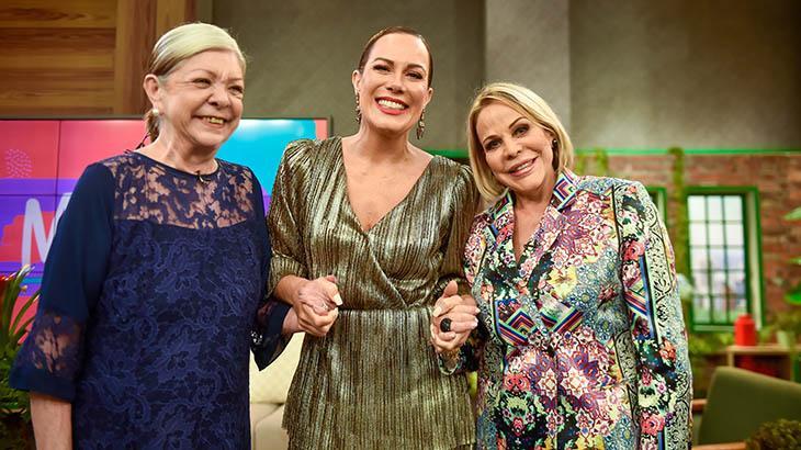 Ione Borges volta à TV para apresentar especial de 40 anos do Mulheres - Foto: Mariana Cavalcanti/TV Gazeta